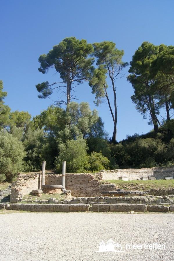 Ruinen von Olympia (Griechenland)
