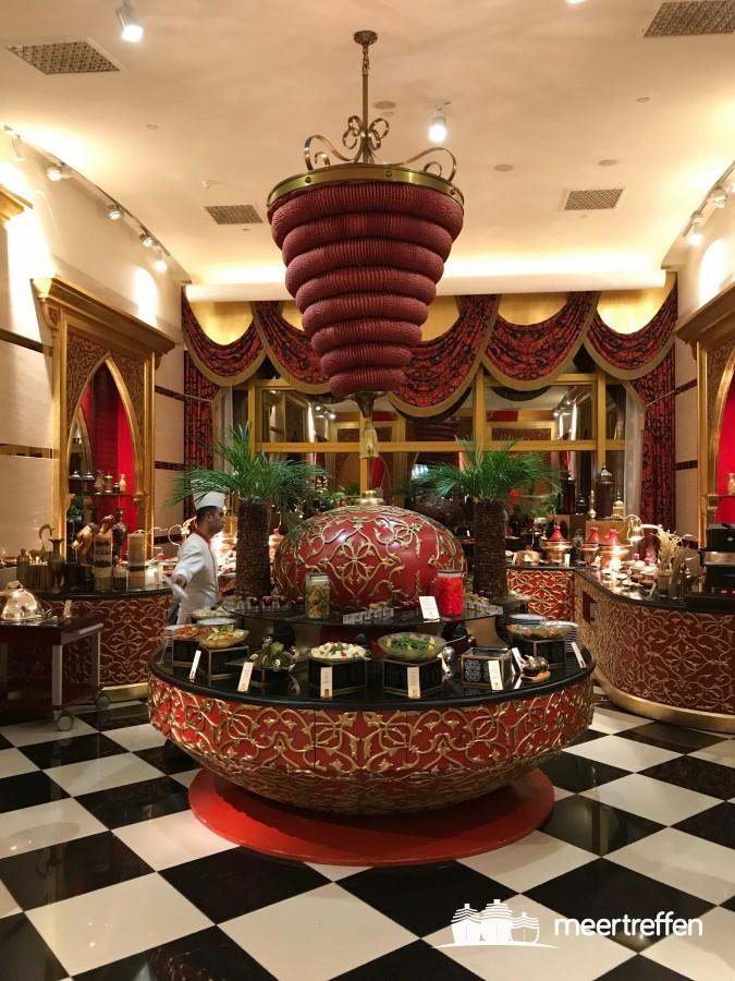 Restaurant im Burj al Arab