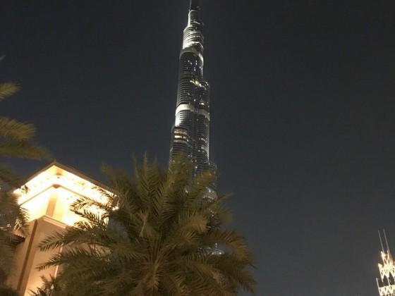 Das höchste Bauwerk  der Welt - Burj Khalifa
