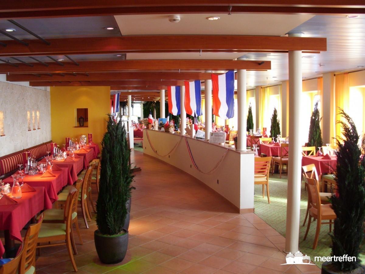 AIDAaura - Marktrestaurant
